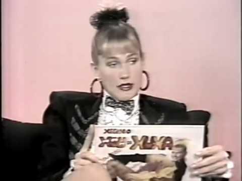 Leda Nagle entrevista Xuxa