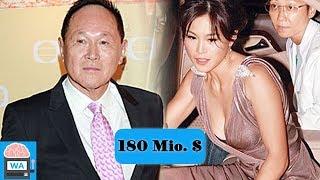 Wer seine Tochter heiratet, erhält 180 Mio. Dollar!
