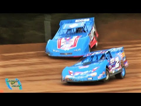 WoO Late Model 2nd Heat 8-26-17 Merritt Speedway