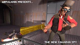 The New Saharan Spy (MrPaladin)