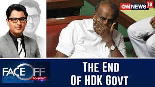 Its Finally The Endgame For Accidental Chief Minister H D Kumaraswamy | Faceoff With Zakka Jacob