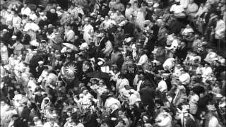 New York Giants win the American Football match against Baltimore Colts by 37-28 ...HD Stock Footage