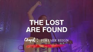 The Lost Are Found - Hillsong Chapel