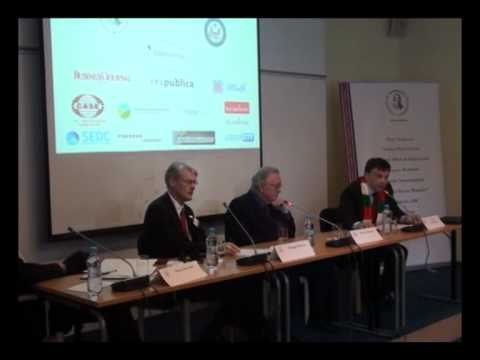 "Konferencja ""Shale Gas Poland 2012: The Energy Independence Conference"" 9 maja 2012 cz. 3/4"