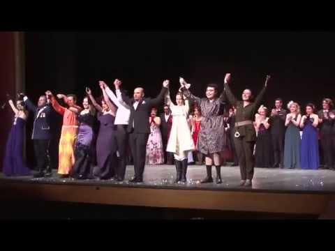 Yarasa/Die Fledermaus - 3. Perde/Act 3 - Ankara/Turkey - 22.03.2015