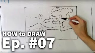 Learn To Draw - 07 Compositional Guidelines
