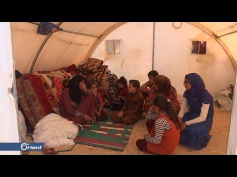 مناشدات لدعم النازحين في -مخيم مدرسة الجينة- غرب حلب  - نشر قبل 3 ساعة