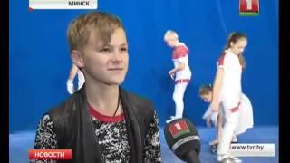 В Белтелерадиокомпании записали общий план номера белорусского участника детского