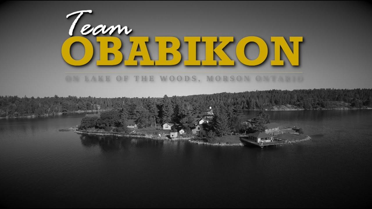 Obabikon Bay Camp, Morson Ontario, Lake of the Woods