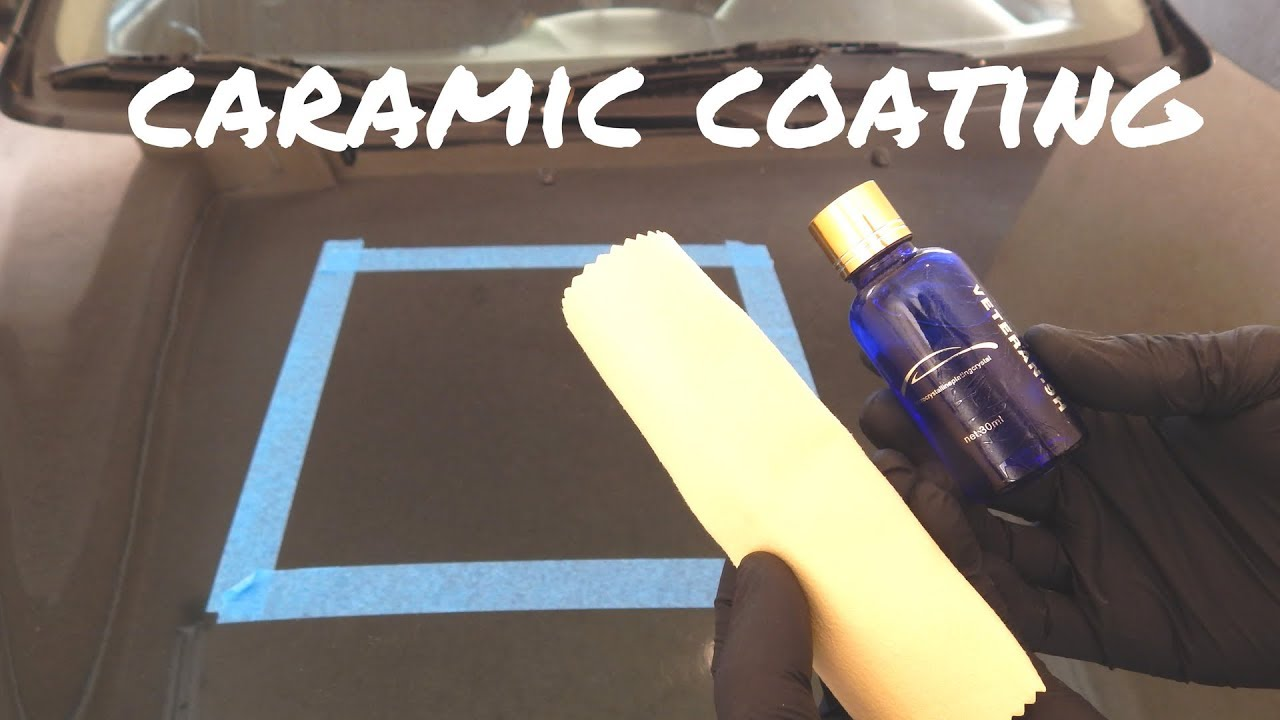 How to Apply a Ceramic Coating to your Car!!! - VETERAN 9H