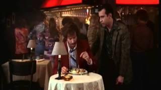 Ron Burgandy(Will Ferrell): cat poop