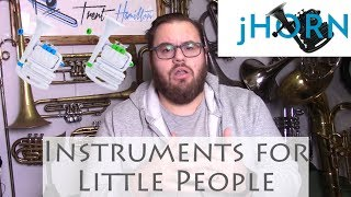 Brass Instruments for Little People | The jHorn