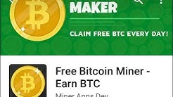 Free Bitcoin Miner - Earn BTC Android App Review And Payout Rate!