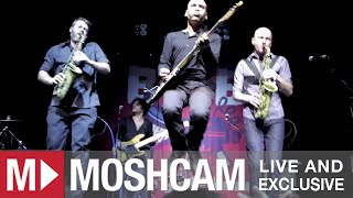 Balkan Beat Box - Digital Monkey (Live in New York) | Moshcam