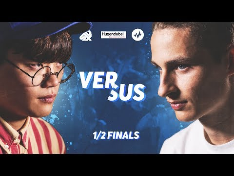 WING vs FOOTBOXG | Vocal Masters 2018 | SEMI FINAL