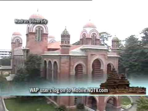 7 Wonders of India: University of Madras