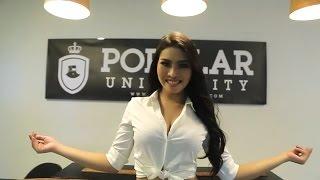 Selamat Datang di POPULAR University | Kampus Paling Seksi utk Kelas Kompetisi FOTO Majalah POPULAR