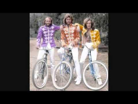 The Bee Gees - Golden Slumber/ Carry that Weight