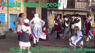 Little Drummer Boy, ALEX BOYE