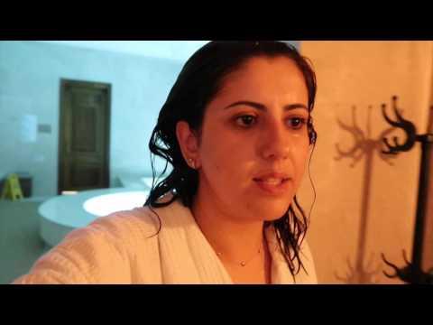 Anne kız ira spa günü / Türk Hamamı, Kese, Masaj