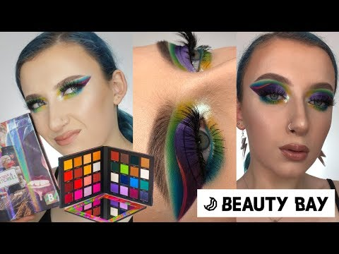 Testing NEW BeautyBay x MMMMitchell Palette | Alice King