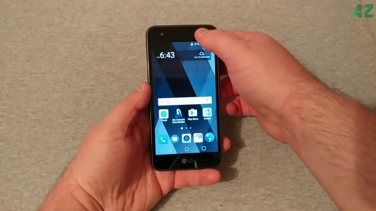 New LG Rebel 3 Unboxing First Look