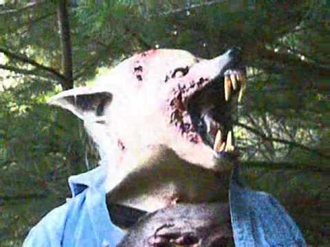 Zombie Werewolf Costume from Halloween-Mask com