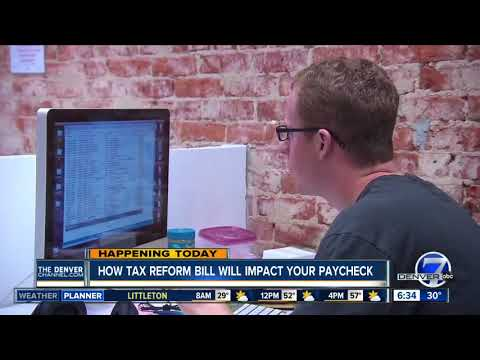 How will new tax law impact you?