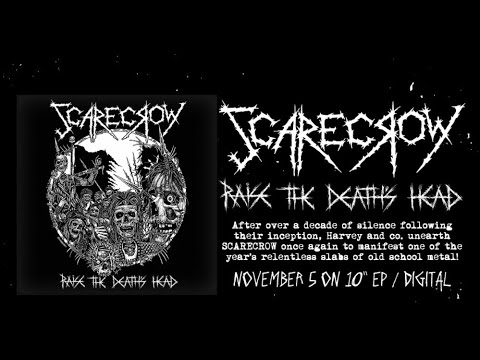 Scarecrow (Exhumed/Death Angel) new song Raise The Death's Head off new EP!