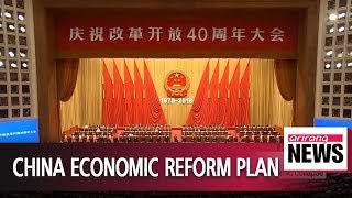 China's Xi pledges 'unswerving' reforms, but on Beijing's terms