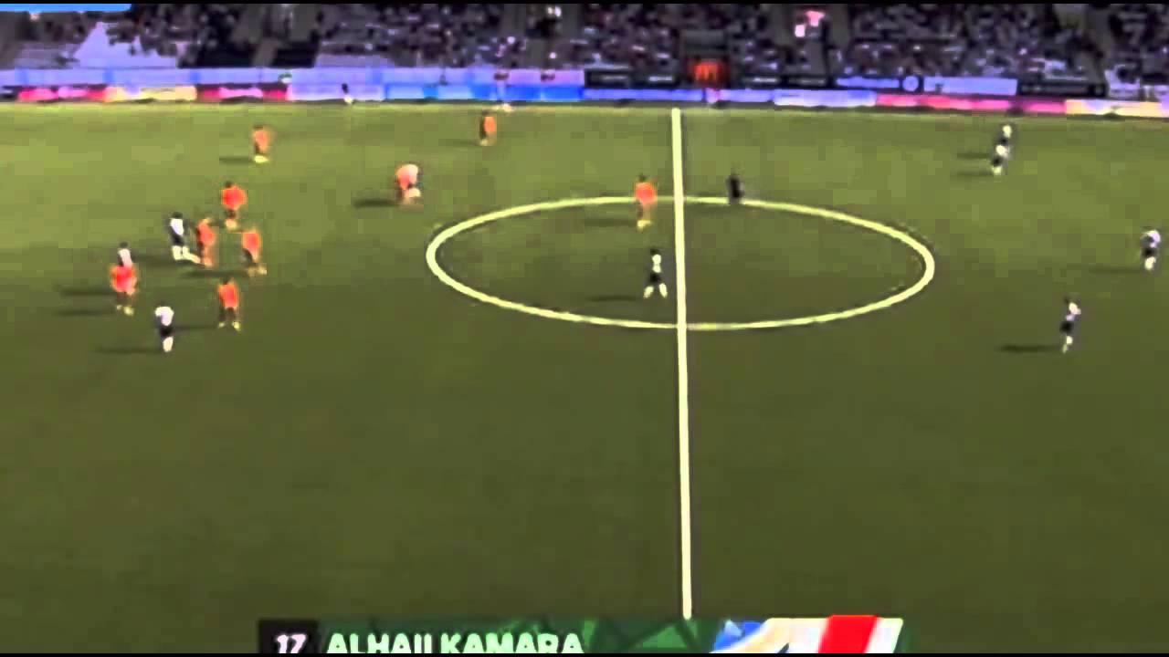 Download Funniest Red Card Reaction Ever 2014 - Alhaji Kamara