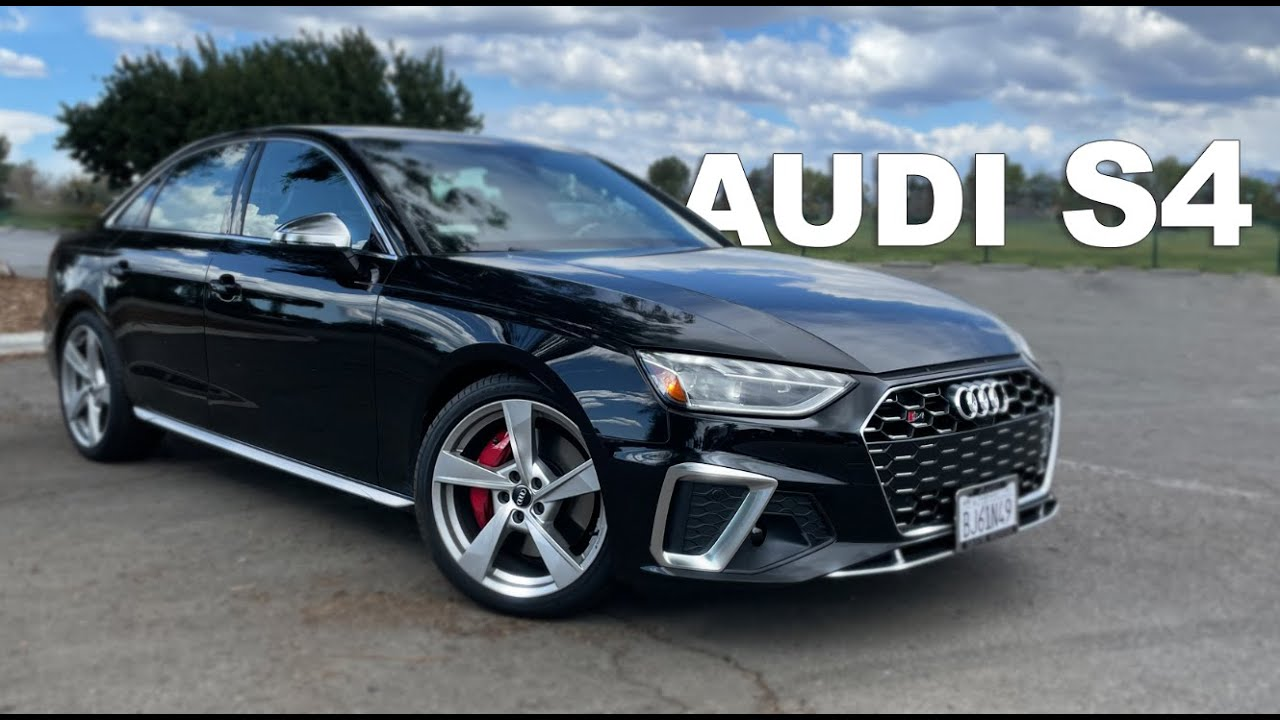 Download 2021 AUDI S4 REVIEW - IS IT WORTH $50K? Compared to the M340i and C43 AMG