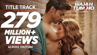 WAJAH TUM HO Full Video Song   HATE STORY 3 Songs   Zareen Khan, Karan Singh Gro Full HD