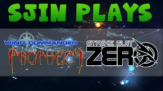 Fight The Fleet - Wing Commander: Prophecy and Strike Suit Zero