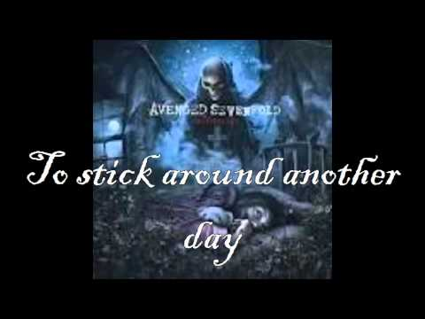 Victim - Avenged Sevenfold (lyrics)