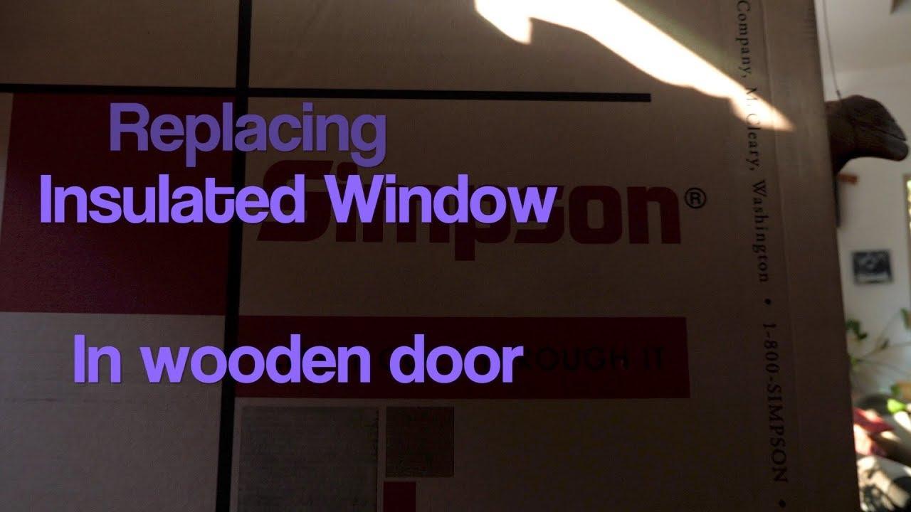 Replacing glass of patio door quick tip youtube replacing glass of patio door quick tip planetlyrics Images