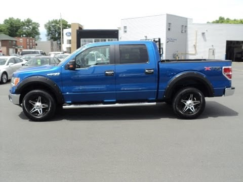 SOLD!!! Used 2012 Ford F150 XLT XTR Crew 4x4 V8 Stock # 4239A in ...