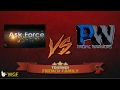 Tournoi FF 2 war recap PacificWarriors vs Ask Force