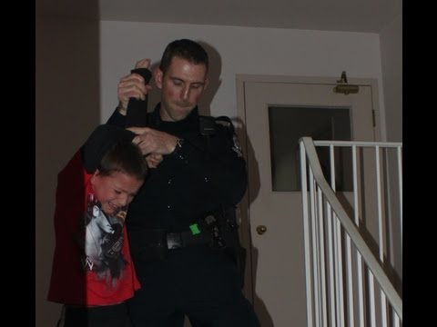 Telling off Edmonton Police Internal Affairs after cops attack my family