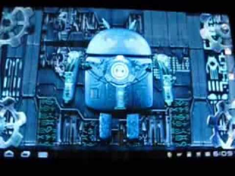 Steampunk droid live wallpaper apps on google play - Droid live wallpaper ...