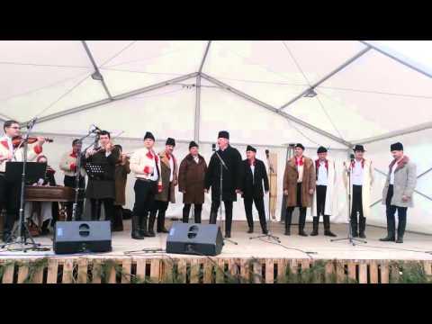 Staroměští mládenci na Vánočním jarmarku ve Starém Městě