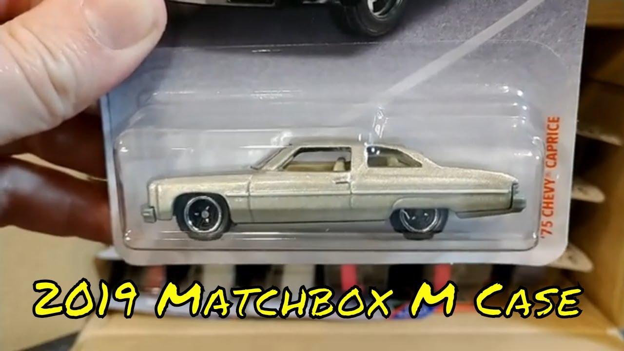 2019 Matchbox M Case Unboxing