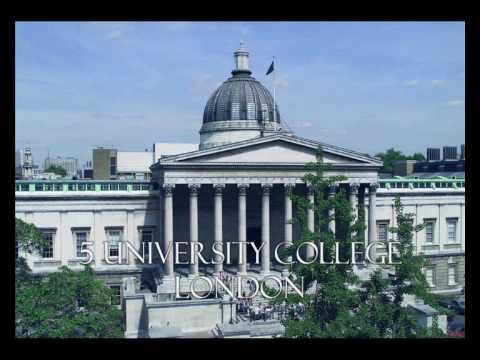 Top 10 Universities in the UK 2010