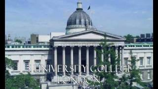 Top 10 Universities in the UK 2010