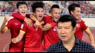 tin tức 24h - BLV Quang Huy: Đừng để xã hội coi thường bóng đá Việt Nam