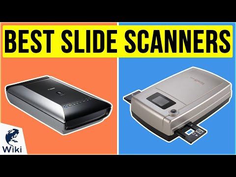 10 Best Slide Scanners 2020