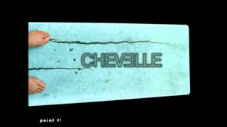 Watch Chevelle Anticipation video