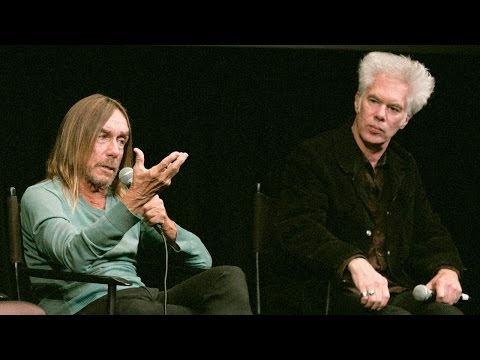 Jim Jarmusch & Iggy Pop  Gimme Danger Q&A