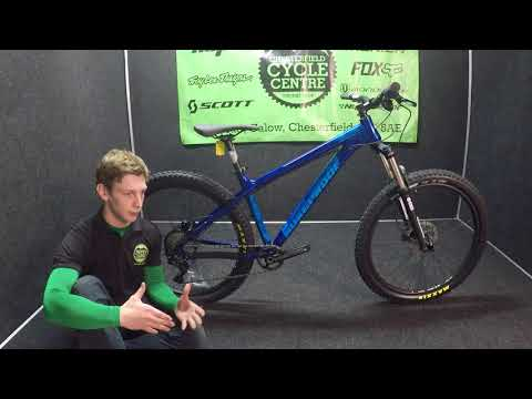 Nukeproof Scout 275 Sport 2018 Review Chesterfield Cycle Centre