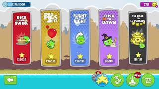 Bad Piggies - TROLLING ALL BIRD WHEN THEY SLEEPING!